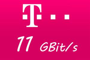 Telekom 11 GBit/s