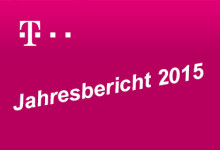 Telekom - Jahresbericht 2015