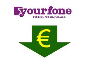 Yourfone - Preise