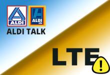 ALDI TALK - LTE Probleme