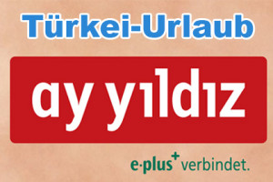 ay yildiz Türkei-Urlaub