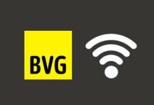 BVG - WiFi