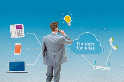 Ein Netz für Alles