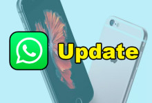 iOS WhatsApp Update