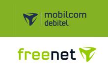 mobilcom-debitel + Freenet AG