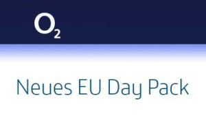 o2 Neues EU Day Pack