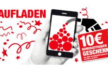 Ortel Mobile auladen 10 Euro