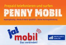 PENNY MOBIL und ja! mobil