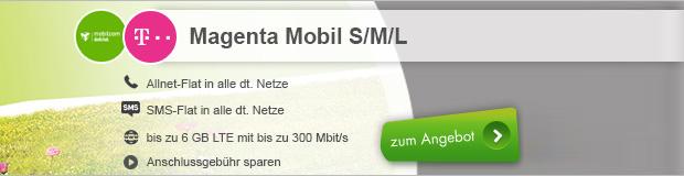 Premium Magenta Allnet-Flats - Hammer Preis