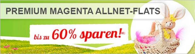 Premium Magenta Allnet-Flats S/M/L Aktion
