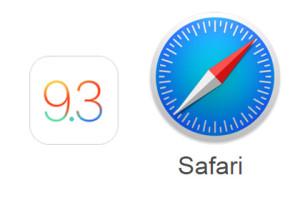 Safari 9.3