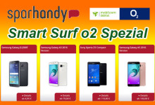 sparhandy - Smart Surf o2 Special