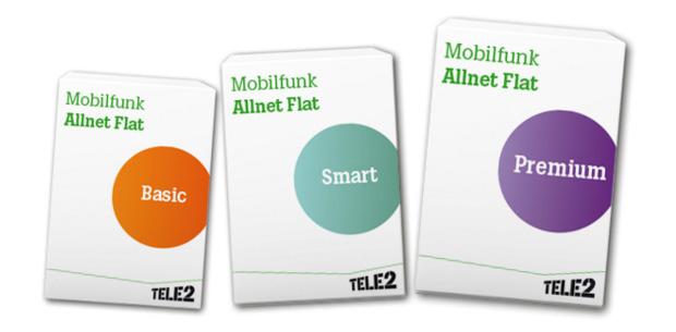 Tele2 Allnet-Flats