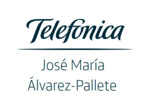 Telefonica CEO