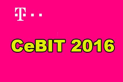 Telekom CeBIT 2016