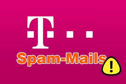 Telekom Spam-Mails
