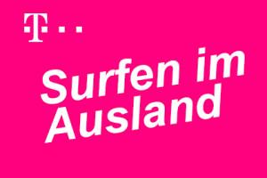 Telekom - Surfen im Ausland