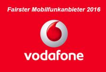 Fairster Mobilfunkanbieter 2016