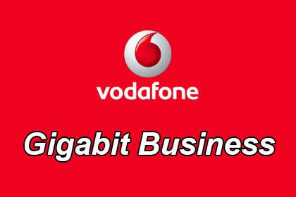 Vodafone Gigabit Business
