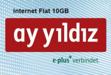 Ay Yildiz 10 GB Option