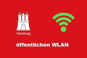 Hamburg - öffentlichen WLAN