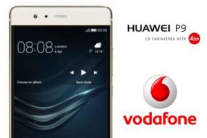 Vodafone - Huawei P9