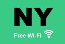 New York - Free Wi-Fi
