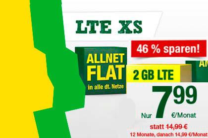 Smartmobil LTE XS