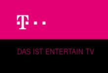 Telekom - das ist Entertain-TV
