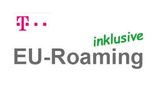 Telekom EU-Roaming inklusive