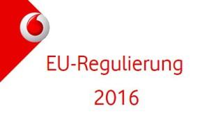 Vodafone - EU-Regulierung 2016