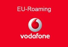 Vodafone EU-Roaming