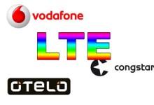 Vodafone LTE Otelo, Congstar