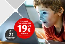Vodafone - Neue Kabel Tarife