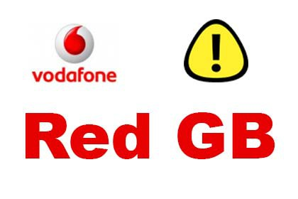 Vodafone Red GB