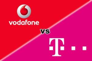 Vodafone vs Telekom