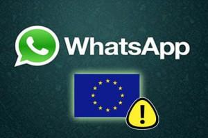 WhatsApp EU