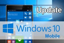 Windows 10 Mobile - Update
