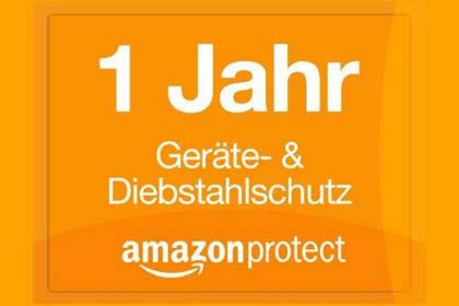 Amazon 1 Jahr Diebstahlschutz