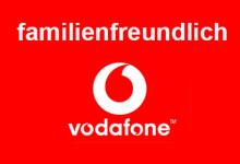 Vodafone - familienfreundlich