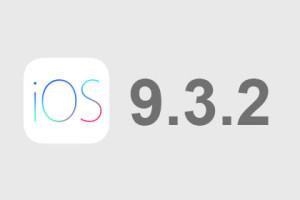 iOS 9.3.2 Update