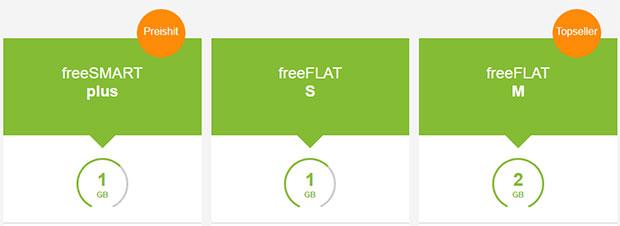 modeo - Free Smart Tarife