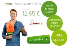 modeo - klarmobil Allnet-Spar-Flat M