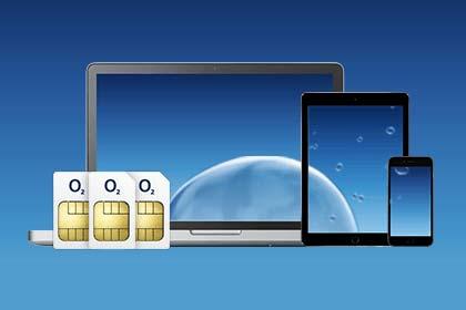O2 Multicard Parallel Klingeln