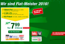 smarmobil - Flat Meister 2016