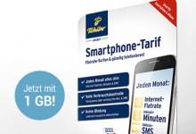 Tchibo-mobil - Smartphone-Tarif