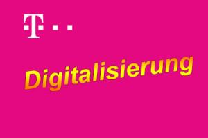 Telekom - Digitalisierung