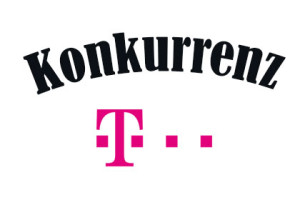 Telekom - Konkurrenz