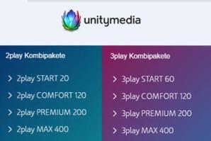 Unitymedia: Frühlingsangebot noch bis Ende Mai nutzbar