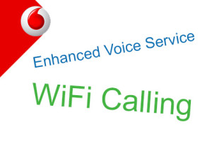 Vodafone - EVS und WiFi-calling